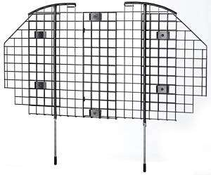 MIDWEST ADJUSTABLE WIRE MESH VEHICLE PET BARRIER NEW