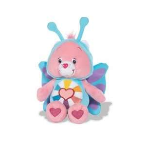 Hopeful Heart Bear Natural Wonders Care Bear Beanie Plush