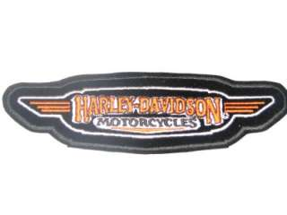 HARLEY DAVIDSON MOTORCYCLES RARE CLASSIC PATCH NEW
