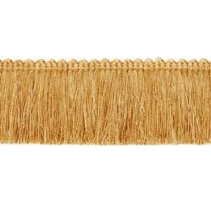 Expo 2 Brush Fringe Antique Gold By The Yard Arts