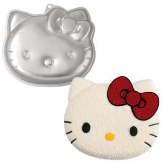 Wilton HELLO KITTY CAKE PAN Girls Birthday Party Baking