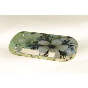 Samsung Seek M350 Hard Case Cover for Hawaii Flower