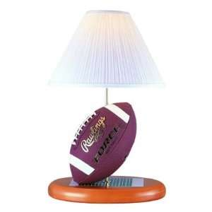 Lite Source Gridiron Football Table Lamp
