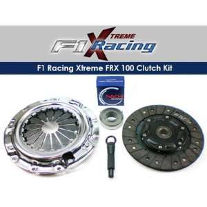 F1 Racing Xtreme® Hdss Clutch Kit Eclipse Gst Gsx 4g63t Automotive