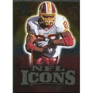 Icons NFL Icons Gold #ICCP Clinton Portis /199 Sports Collectibles