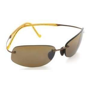 Maui Jim Honolua Bay 516 Sunglasses, Amber/Bronze Lens, Sunglasses