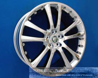 JAGUAR XK R XKR SENTA 20 INCH CHROME WHEEL EXCHANGE OEM