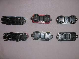 LOT 6 LIONEL LEARNING CURVE THOMAS TRAIN CARS ~ BATTERY SOUND LIGHTS