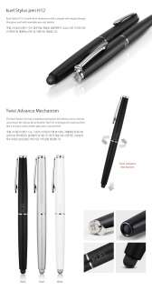 SGP Stylus Pen Kuel H12 Series Black iPhone/iPad/iPod Touch