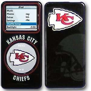 Kansas City Chiefs Ipod Nano Cover/Holder   NFL Football