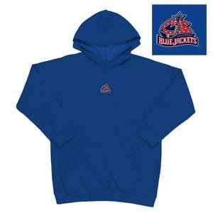Columbus Blue Jackets NHL JV Youth Pullover Hooded