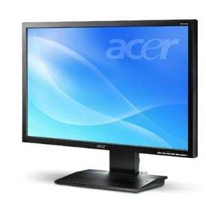 Acer America Corp Business B243HL 24inch Widescreen LCD Monitor Black