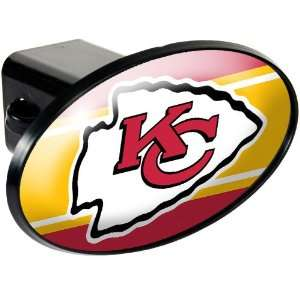 Kansas City Chiefs NFL Trailer Hitch Cover Everything