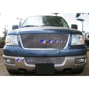 2003 2006 Ford Expedition Aluminum Billet Upper Grille