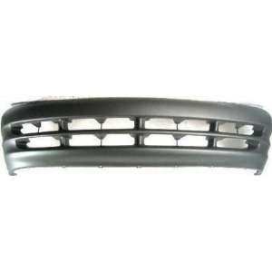 98 01 CHEVY CHEVROLET METRO FRONT BUMPER COVER, PRIMED (1998 98 1999