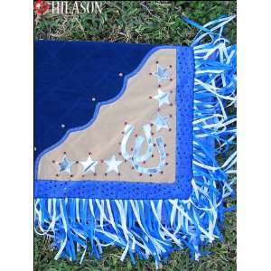 925 Western Show Barrel Racing Rodeo Saddle Blanket Pad