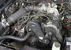 Mustang 4 Cyl. Engine 2.3L Motor Engine Guaranteed 90 day Warranty