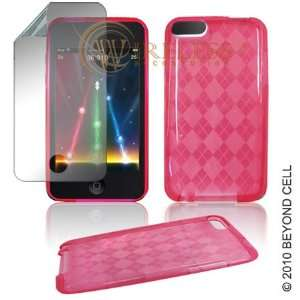 Candy Gel Case Apple iPod Touch 2nd/3rd Generation Argyle