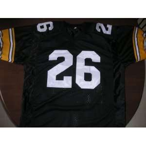 Rod Woodson signed autographed Authentic jersey Steelers AAA