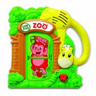 LeapFrog Fridge Farm Magnetic Animal Set Toys & Games
