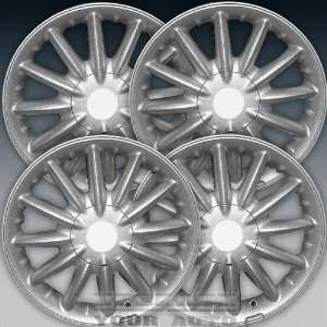 2001 2003 Chrysler Sebring 16X6.5 Factory Replacement Chrome Wheel Set