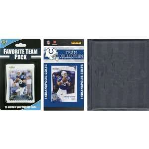 NFL Indianapolis Colts Licensed 2010 Score Team Package