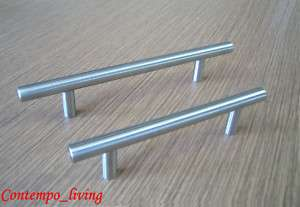 Stainless Steel 10 Cabinet Hardware Bar Pull Handle