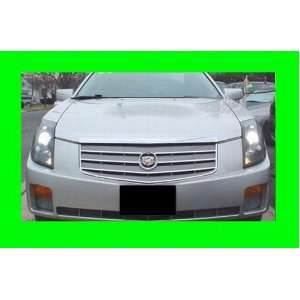 2003 2007 CADILLAC CTS CHROME GRILL GRILLE KIT 2004 2005 2006 03 04 05