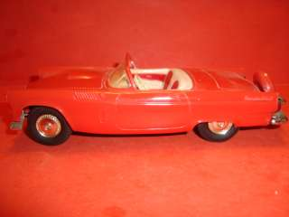 AMT 1956 Ford Thunderbird Conv. Promo Model Car
