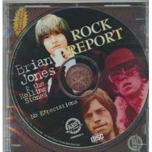 Report Brian Jones & The Rolling Stones  No Expectations Brian Jones