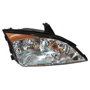 TYC 20 6723 00 Ford Focus Passenger Side Headlight
