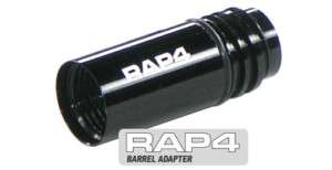 RAP4 Paintball Impulse to Tippmann 98 Barrel Adapter