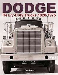 Dodge Heavy duty Trucks 1928 1975