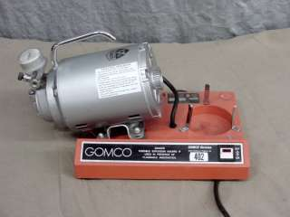 Gomco Electric Vacuum Pump Model# 402