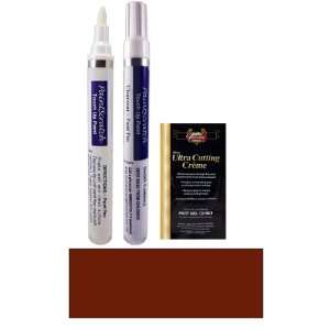 Red Pearl Paint Pen Kit for 2012 Lincoln Navigator (GT) Automotive