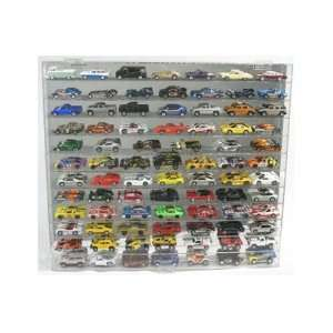 84 Car Display Case 1/64 Toys & Games