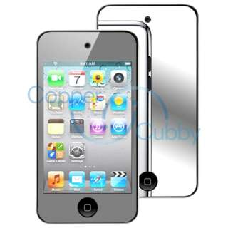 Mirror LCD Screen Protector Cover Guard Film For Apple iPod Touch 4 4G