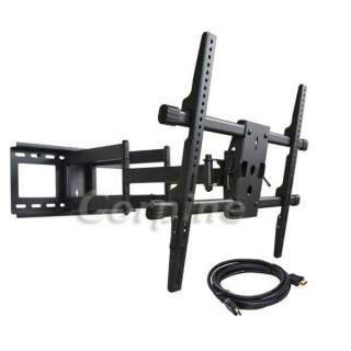 32~55 lcd led plasma flat panel screen tv tilt swivel wall mount
