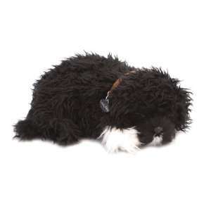 Breathing Puppy Dog Pet Bed Portuguese Water Dog
