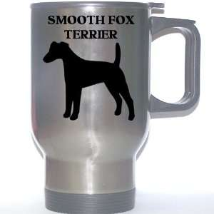 Smooth Fox Terrier Dog Stainless Steel Mug Everything