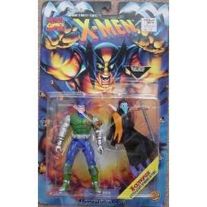 X Cutioner from X Men Mutant Genesis Series Action Figure