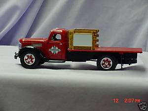 International Harvester KB 8 1/2 Stake Truck, 1/34, NIB