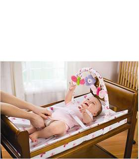Summer Infant Changing Pad with Toy Bar   Flutter Flower   Summer