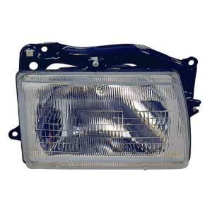 Ford Festiva Passenger Side Replacement Headlight
