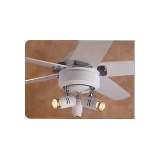 Hunter Fans 28081 turin Ceiling Fan Satin White with White