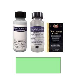 Oz. Apple Green Metallic Paint Bottle Kit for 2011 Chevrolet Optra