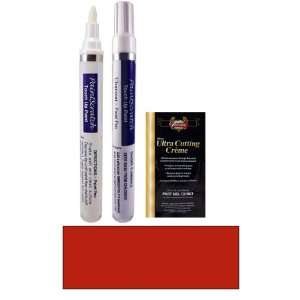 1/2 Oz. Ultra Red Paint Pen Kit for 1995 Nissan Pathfinder