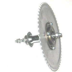 motor motorized engine bike kit 56 T freewheel sprocket
