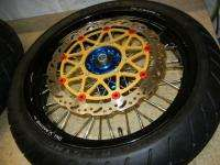Honda CRF250 DNA Racing Supermoto wheels Pirelli Tires CRF 250 NEW