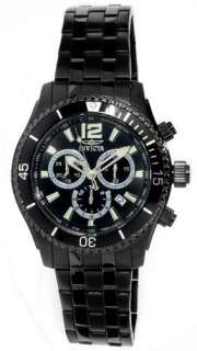 Invicta II Mens Sport Swiss Chronograph Watch 0624 NEW